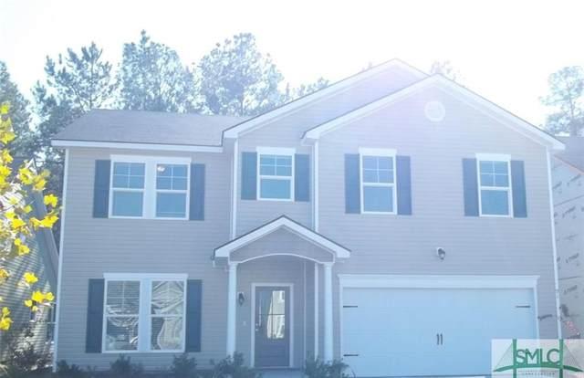 91 Crystal Lake Drive, Savannah, GA 31407 (MLS #224226) :: The Arlow Real Estate Group
