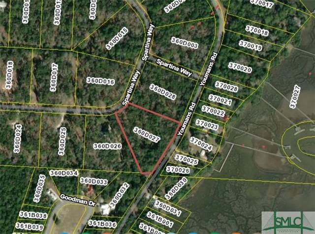 Lot 2 Spartina Way, Midway, GA 31320 (MLS #224228) :: Barker Team | RE/MAX Savannah