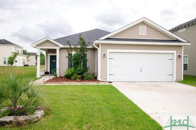 1 Drakie Court, Port Wentworth, GA 31407 (MLS #224229) :: The Arlow Real Estate Group