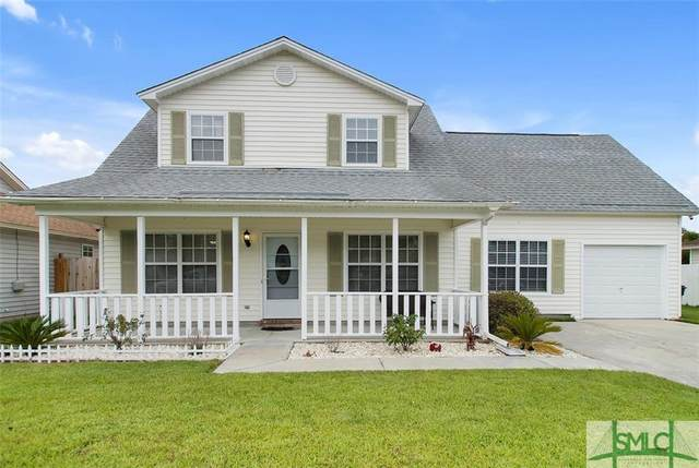 124 Berwick Lakes Boulevard, Pooler, GA 31322 (MLS #224235) :: Heather Murphy Real Estate Group