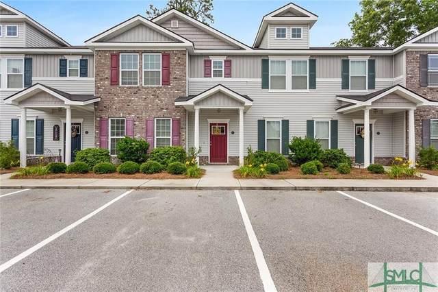115 Reese Way, Savannah, GA 31419 (MLS #224237) :: The Arlow Real Estate Group