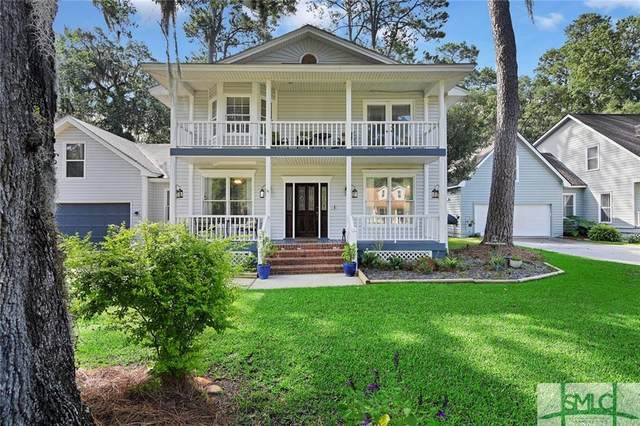 5 Chestley Place, Savannah, GA 31406 (MLS #224238) :: Keller Williams Coastal Area Partners