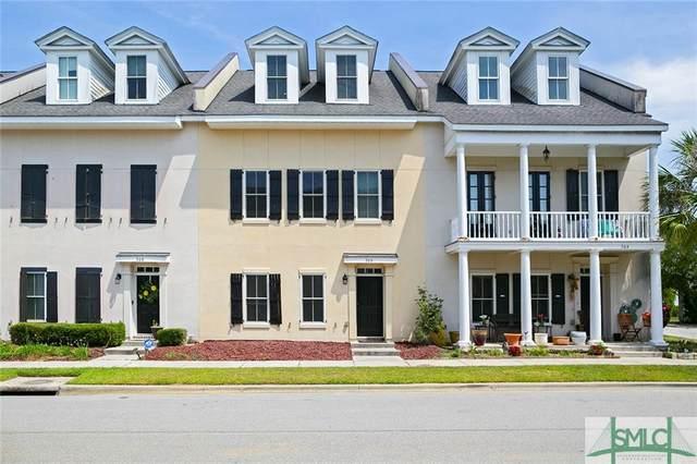 306 Dogwood Circle, Port Wentworth, GA 31407 (MLS #224239) :: Bocook Realty