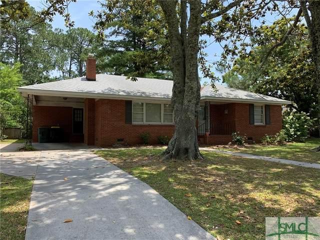 5524 Reynolds Street, Savannah, GA 31405 (MLS #224240) :: Liza DiMarco