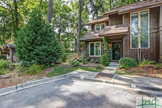 7 Vernon River Drive, Savannah, GA 31419 (MLS #224248) :: Partin Real Estate Team at Luxe Real Estate Services