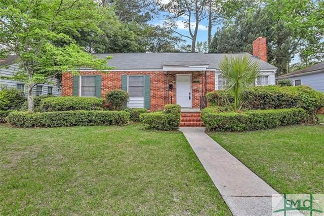 2433 E 40th Street, Savannah, GA 31404 (MLS #224253) :: Heather Murphy Real Estate Group