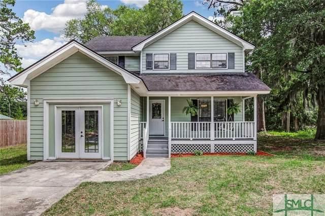 25 Walthour Cove, Savannah, GA 31410 (MLS #224258) :: Coastal Savannah Homes