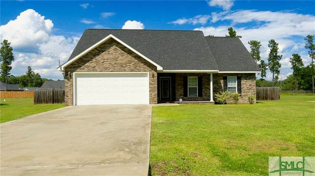 82 Cypress Creek Drive NE, Ludowici, GA 31316 (MLS #224260) :: The Sheila Doney Team