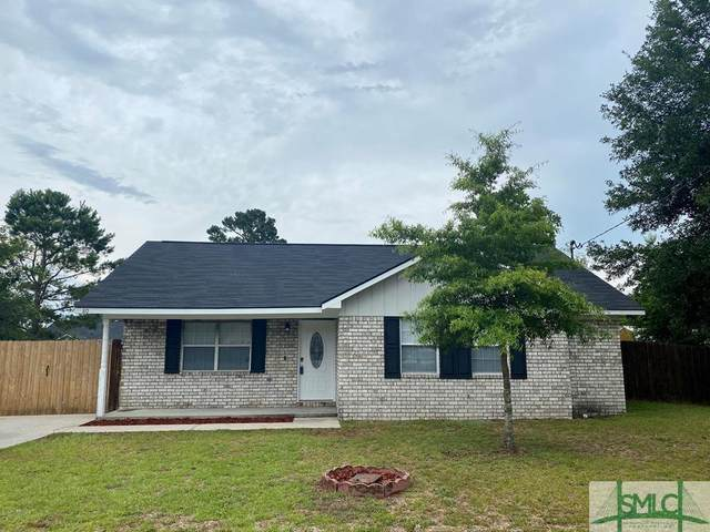 80 E Kenny Drive, Hinesville, GA 31313 (MLS #224261) :: Heather Murphy Real Estate Group