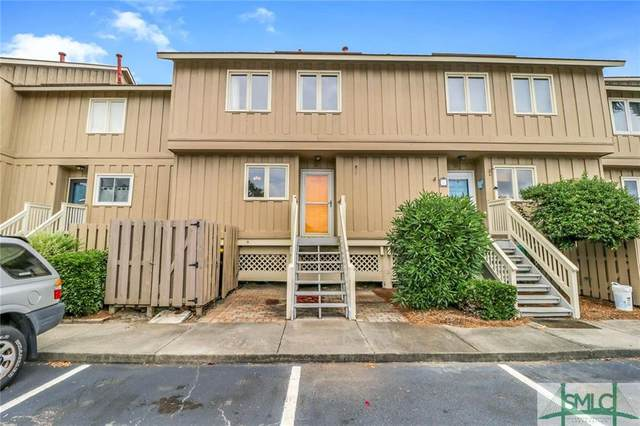 12502 Apache Avenue #22, Savannah, GA 31419 (MLS #224264) :: Keller Williams Coastal Area Partners