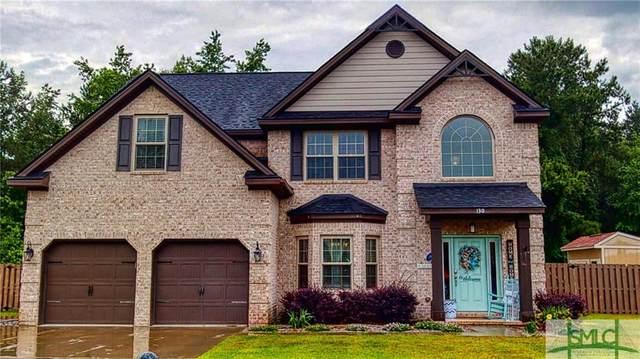 130 Bowridge Drive, Richmond Hill, GA 31324 (MLS #224265) :: Heather Murphy Real Estate Group