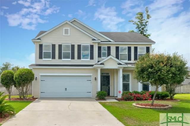 14 Amherst Way, Savannah, GA 31419 (MLS #224277) :: Bocook Realty