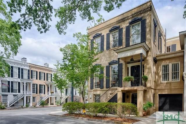 424 Barnard Street, Savannah, GA 31401 (MLS #224279) :: Keller Williams Coastal Area Partners