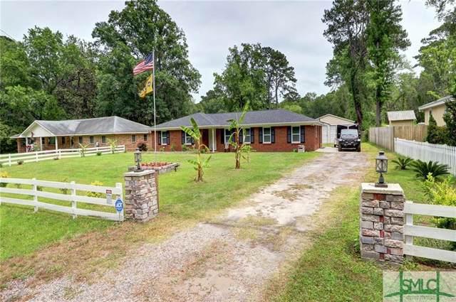 5528 Garrard Avenue, Savannah, GA 31405 (MLS #224283) :: The Arlow Real Estate Group