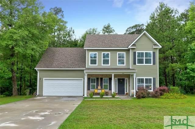 104 Brookstone Way, Rincon, GA 31326 (MLS #224287) :: Robin Lance Realty