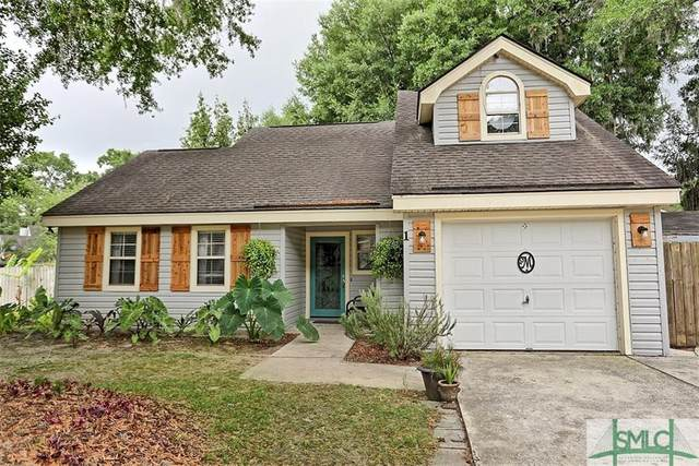 1 Oemler Court W, Savannah, GA 31410 (MLS #224288) :: Heather Murphy Real Estate Group
