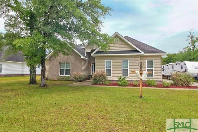 316 Labrador Lane, Guyton, GA 31312 (MLS #224293) :: The Arlow Real Estate Group