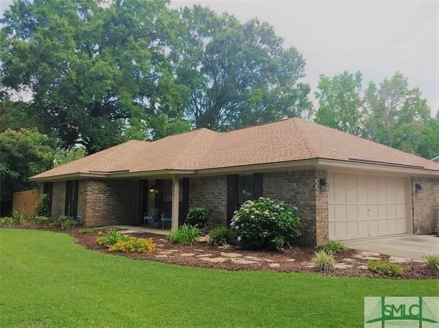 313 Manden Road, Pooler, GA 31322 (MLS #224306) :: Coastal Savannah Homes