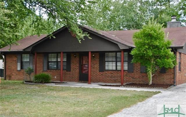 206 Whitetail Circle, Hinesville, GA 31313 (MLS #224308) :: The Arlow Real Estate Group