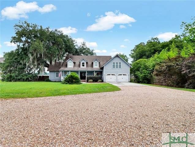 31 Don Zipperer Drive, Savannah, GA 31419 (MLS #224314) :: Barker Team | RE/MAX Savannah