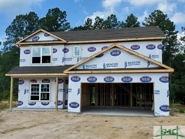 363 Coconut Drive, Bloomingdale, GA 31302 (MLS #224324) :: Bocook Realty