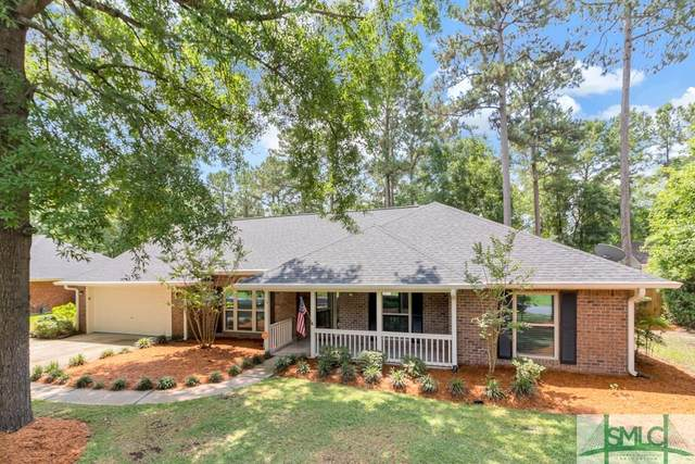 74 Steele Wood Drive, Richmond Hill, GA 31324 (MLS #224328) :: Coastal Savannah Homes