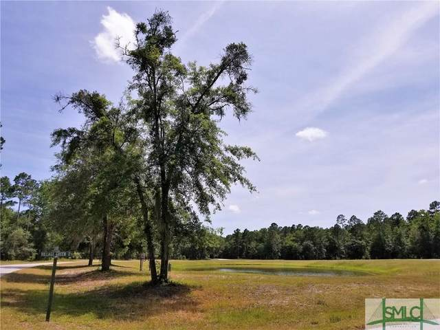 LOT 721 Cooper's Point, Townsend, GA 31331 (MLS #224331) :: Keller Williams Coastal Area Partners
