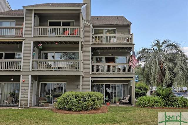 3005 River Drive 209 B, Savannah, GA 31404 (MLS #224333) :: Level Ten Real Estate Group