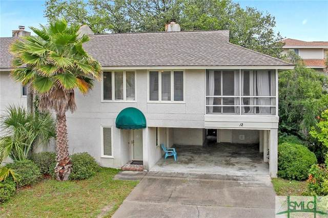 12 11th Place, Tybee Island, GA 31328 (MLS #224343) :: Bocook Realty