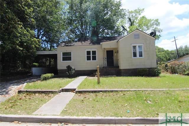 1303-1305 SE 36th Street, Savannah, GA 31401 (MLS #224344) :: The Arlow Real Estate Group