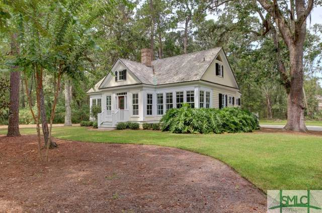 206 Hidden Cove Drive, Richmond Hill, GA 31324 (MLS #224348) :: Coastal Savannah Homes