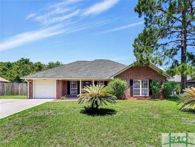 2356 Rowe Street, Hinesville, GA 31313 (MLS #224351) :: The Arlow Real Estate Group