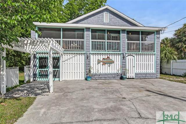 1611 Jones Avenue, Tybee Island, GA 31328 (MLS #224352) :: Bocook Realty