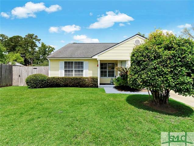 113 Bowsprit Lane, Savannah, GA 31410 (MLS #224354) :: Coastal Savannah Homes