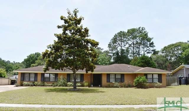 1703 Stillwood Drive, Savannah, GA 31419 (MLS #224357) :: Bocook Realty
