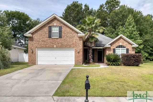 21 Dunnoman Drive, Savannah, GA 31419 (MLS #224358) :: Keller Williams Coastal Area Partners