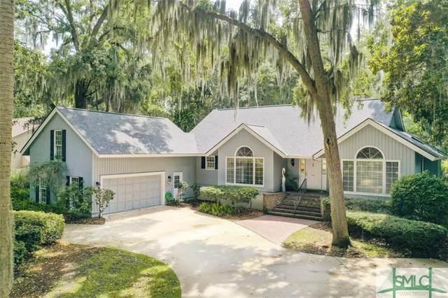201 Yam Gandy Road, Savannah, GA 31411 (MLS #224359) :: The Arlow Real Estate Group
