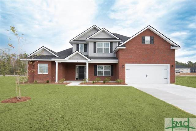 242 Old Hines Road, Flemington, GA 31313 (MLS #224360) :: The Arlow Real Estate Group