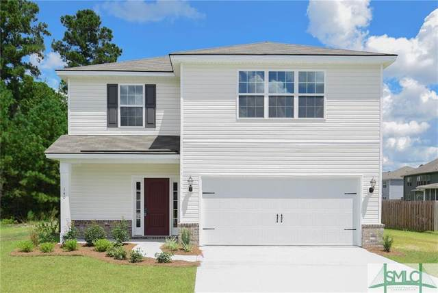 140 Clover Pointe Circle, Guyton, GA 31312 (MLS #224364) :: The Arlow Real Estate Group