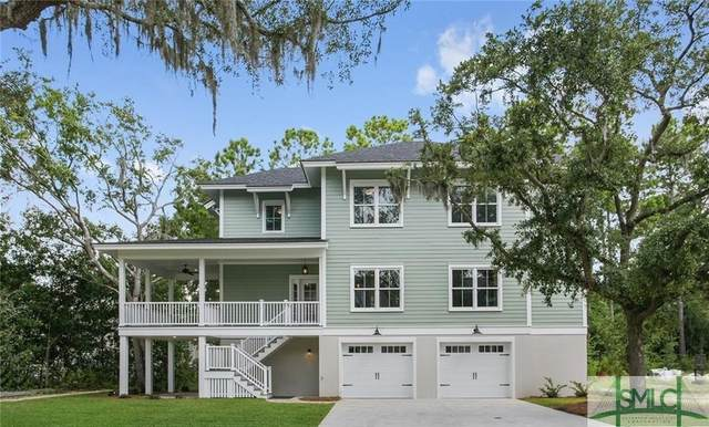 110 Natalie Court, Savannah, GA 31410 (MLS #224372) :: Keller Williams Coastal Area Partners