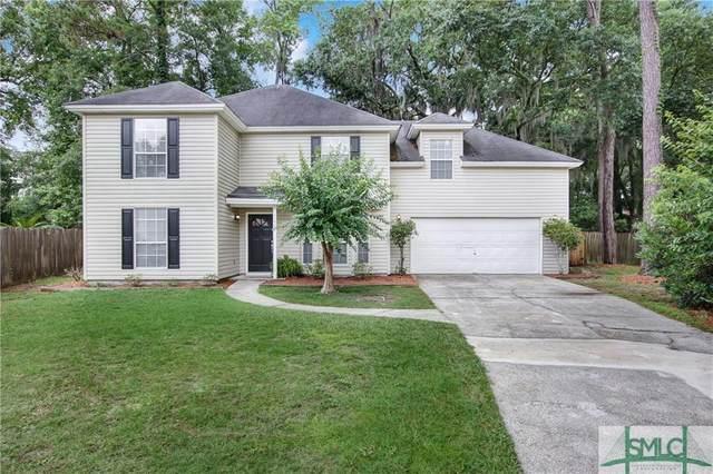 115 Kings Court Drive, Savannah, GA 31406 (MLS #224380) :: The Arlow Real Estate Group