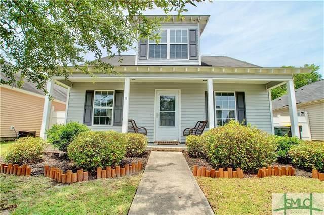 11 Rosa Lane, Savannah, GA 31419 (MLS #224381) :: The Arlow Real Estate Group
