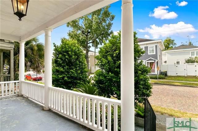 110 W 31st Street, Savannah, GA 31401 (MLS #224384) :: The Arlow Real Estate Group