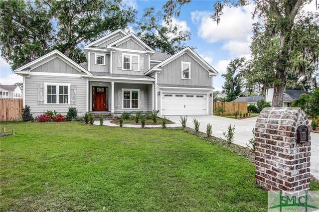 310 Penrose Drive, Savannah, GA 31410 (MLS #224393) :: McIntosh Realty Team