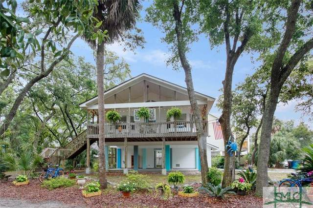 11 Lighthouse Lane, Tybee Island, GA 31328 (MLS #224395) :: Bocook Realty