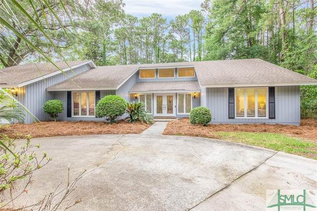 22 Hemingway Circle, Savannah, GA 31411 (MLS #224397) :: The Arlow Real Estate Group