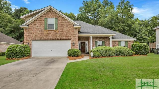 141 Iron Horse Spur, Savannah, GA 31419 (MLS #224401) :: The Sheila Doney Team