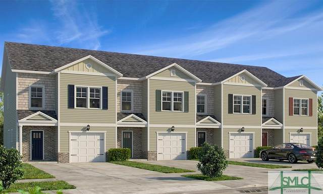 229 Sonoma Drive, Pooler, GA 31322 (MLS #224404) :: Partin Real Estate Team at Luxe Real Estate Services