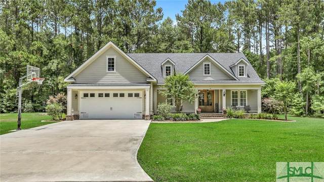 46 Fox Road, Richmond Hill, GA 31324 (MLS #224406) :: Coastal Savannah Homes