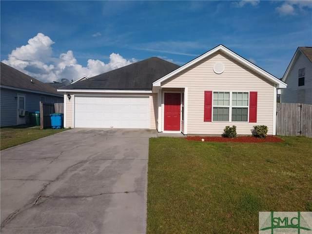 28 Lagan Lane, Port Wentworth, GA 31407 (MLS #224411) :: Heather Murphy Real Estate Group